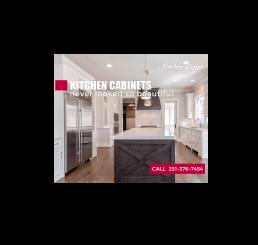 Kitchen design cabinetry SEM