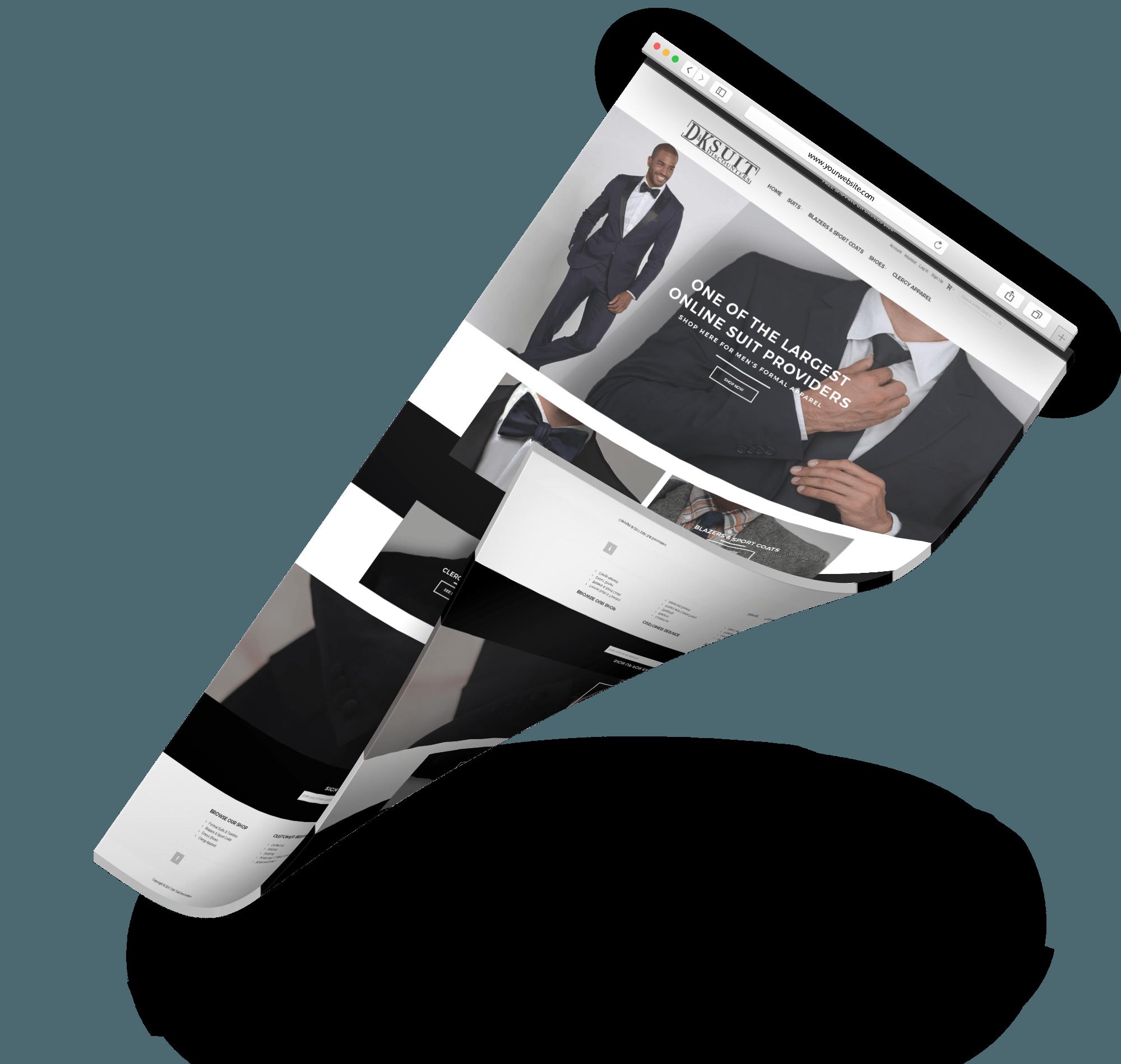 dnk suits web design sem seo specialist