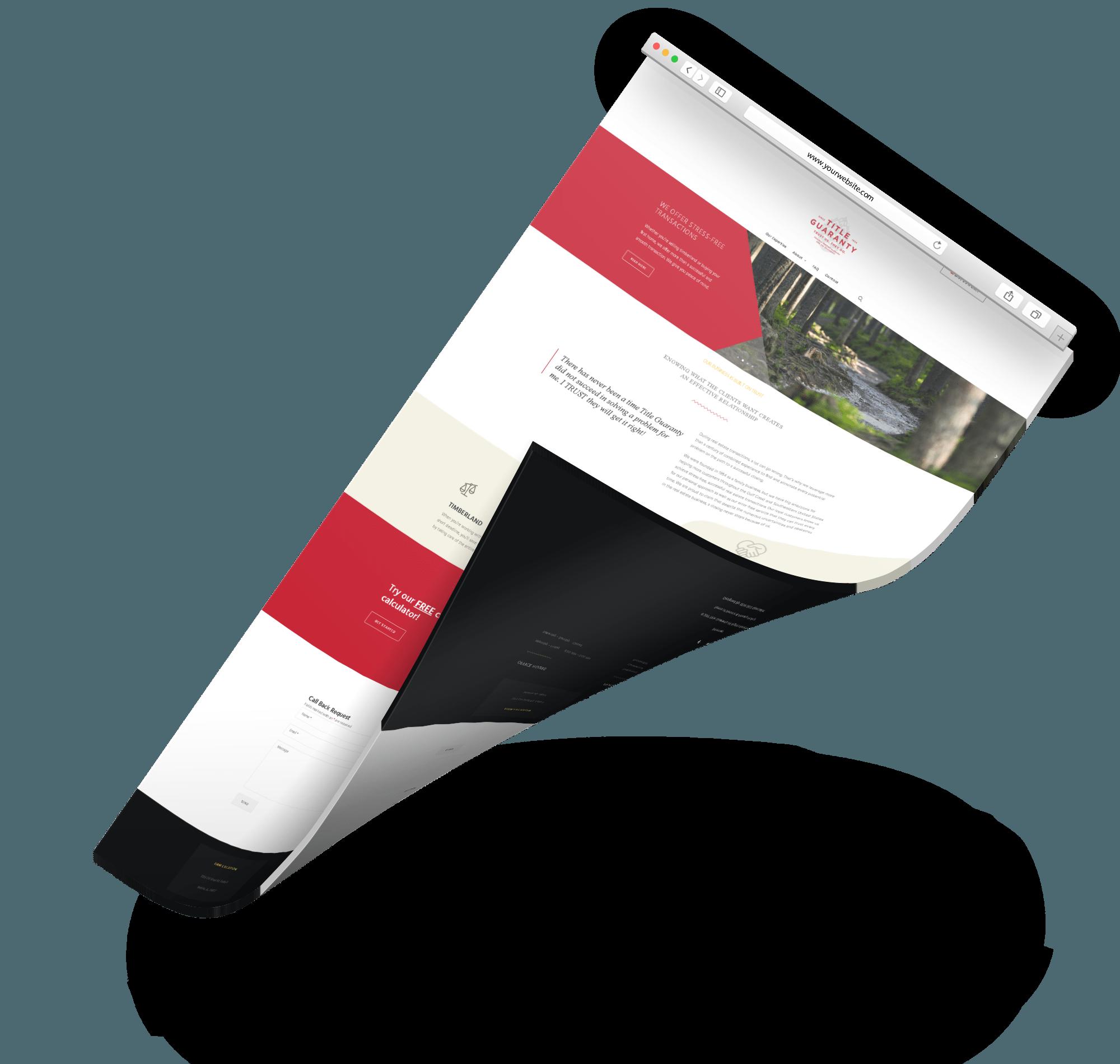 Title Guaranty web design sem seo specialist